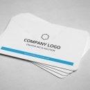 Minimal Medical Business Card Design 3