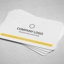 Minimal Medical Business Card Design 5
