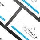 Minimal Medical Business Card Design 7