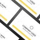Minimal Medical Business Card Design 8