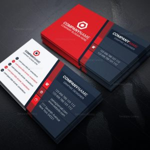 Plumber Modern Business Card Design