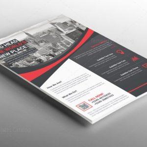 Premium Corporate Business Flyer Design