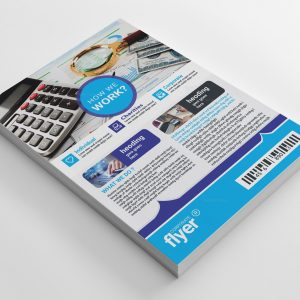 Professional Corporate Business Flyer Design