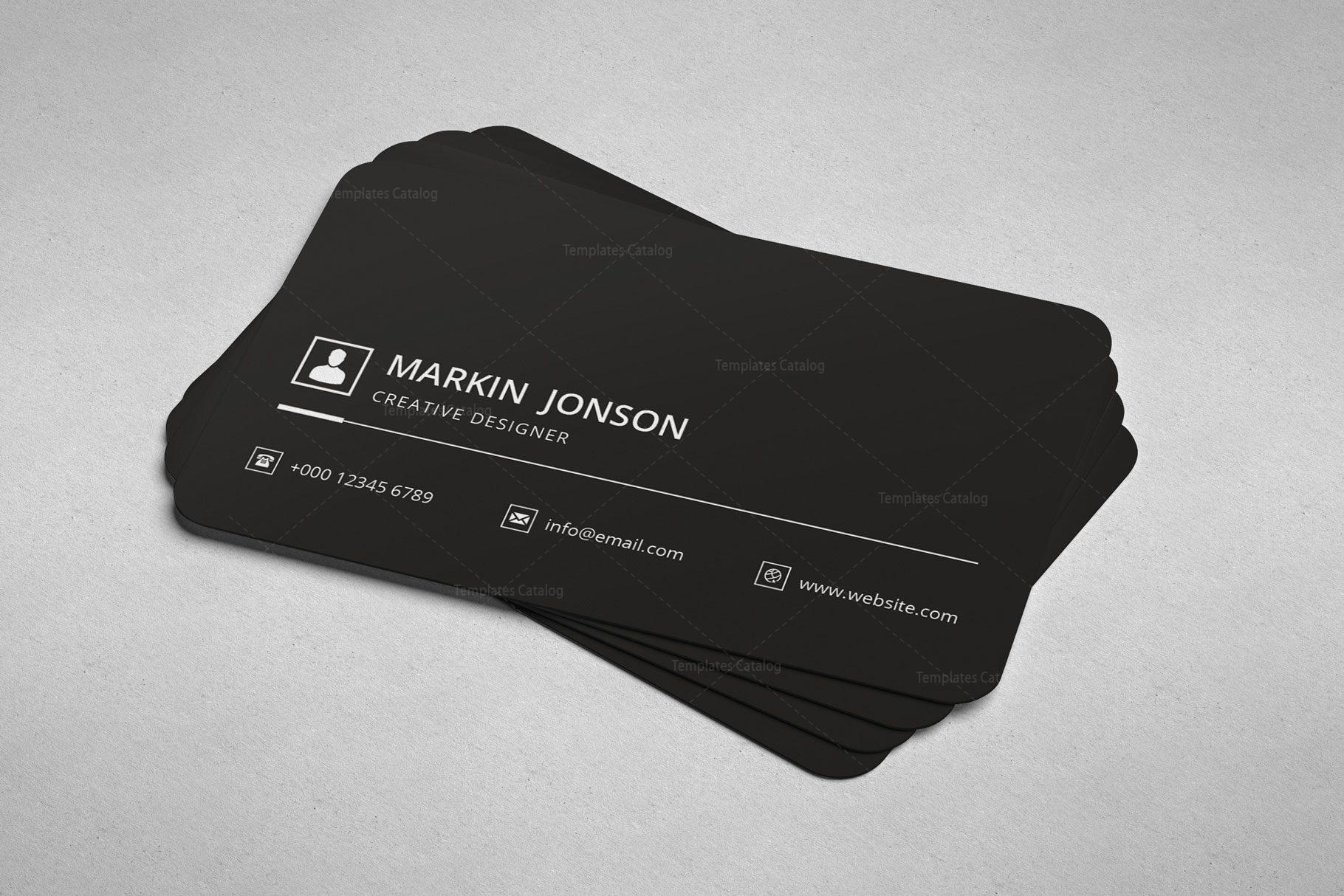 Salesman professional business card design 002237 template catalog salesman professional business card design 6 accmission Gallery