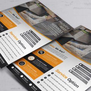 Stunning Corporate Business Flyer Design