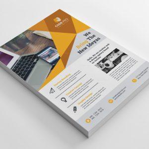 Stylish Corporate Business Flyer Design