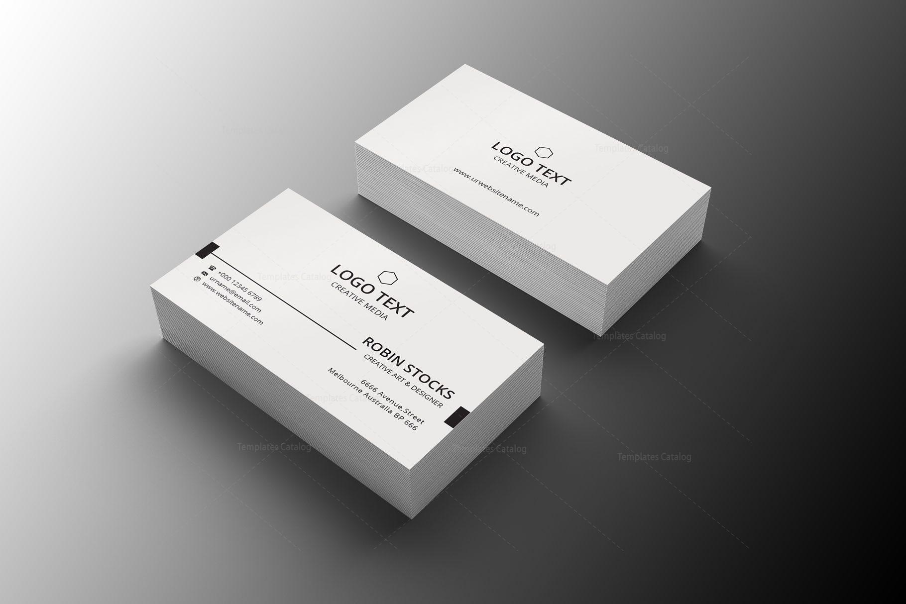 Stylish hotel business card design 002255 template catalog stylish hotel business card design 1 colourmoves