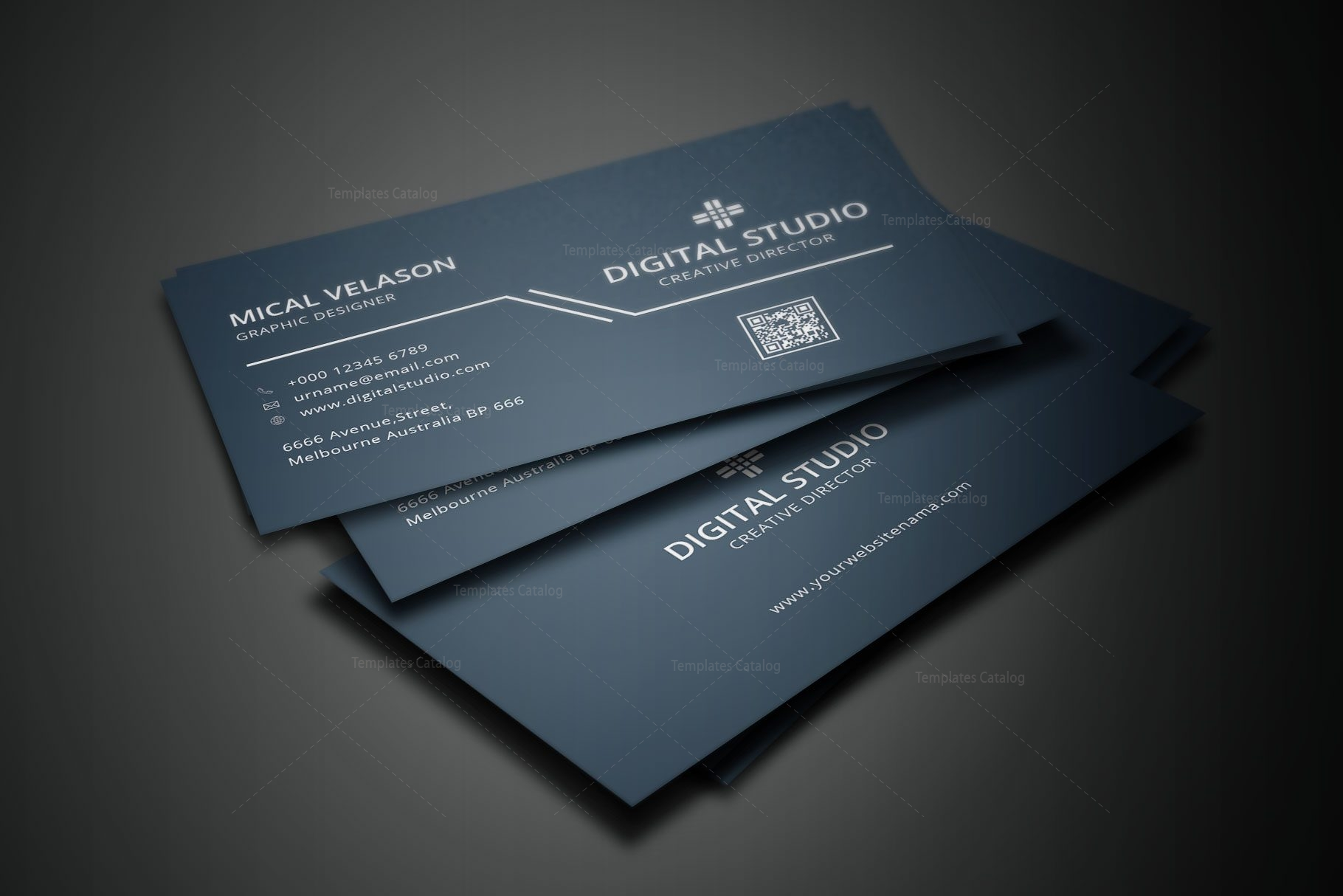 top ranked creative business card design 002229  template