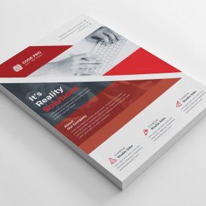 Versatile Corporate Business Flyer Design