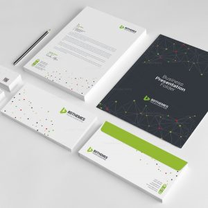 Catering Corporate Identity Pack Template