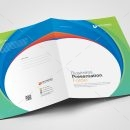 Consulting Presentation Folder Template 2