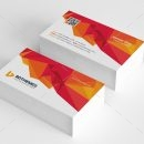 Education Business Card Template 2
