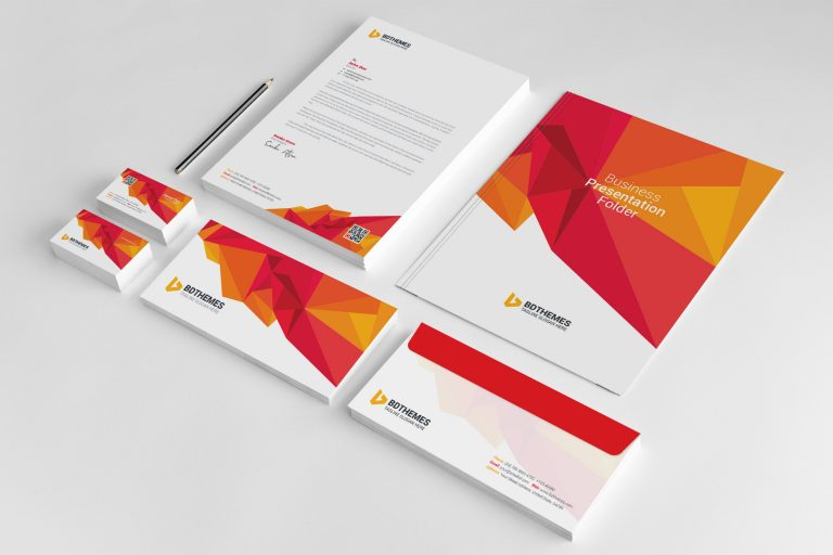 Education Corporate Identity Pack Template 1