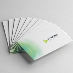 Environment Business Card Template