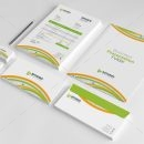 Florist Corporate Identity Pack Template