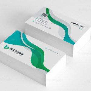 Insurance Business Card Template