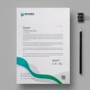 Insurance Corporate Identity Pack Template 3