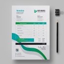 Insurance Corporate Identity Pack Template 4