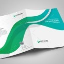 Insurance Corporate Identity Pack Template 6