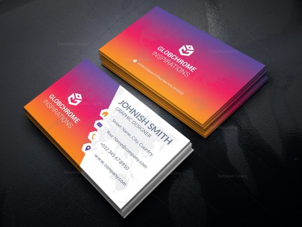 Creative Business Card Design Templates