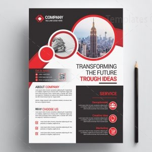 New Print Flyer Template