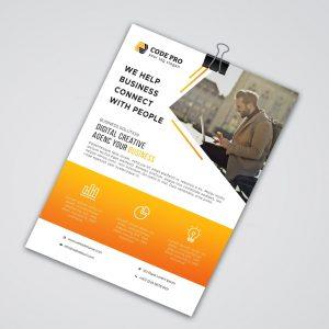 Print Classy Flyer Design