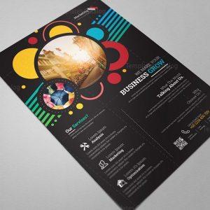 Print Marketing Flyer Design