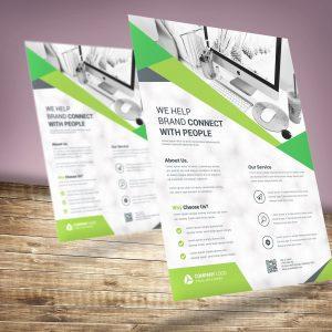 Print Stylish Flyer Design
