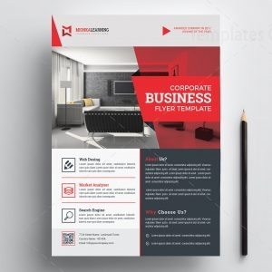 Architecture Print Flyer Template