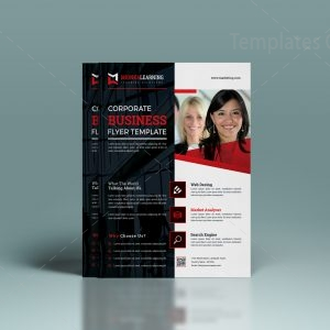 Design Print Flyer Template