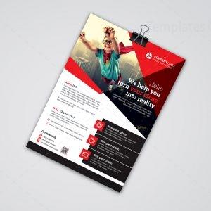 Hero Print Flyer Templates