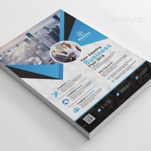 Marketing Print Flyer Design