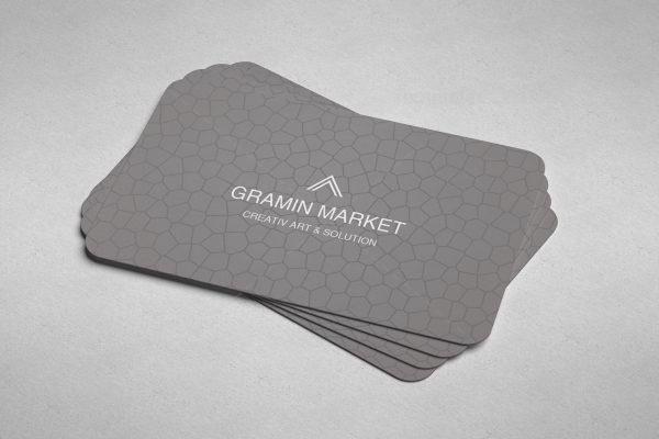 Ornament Business Card Design