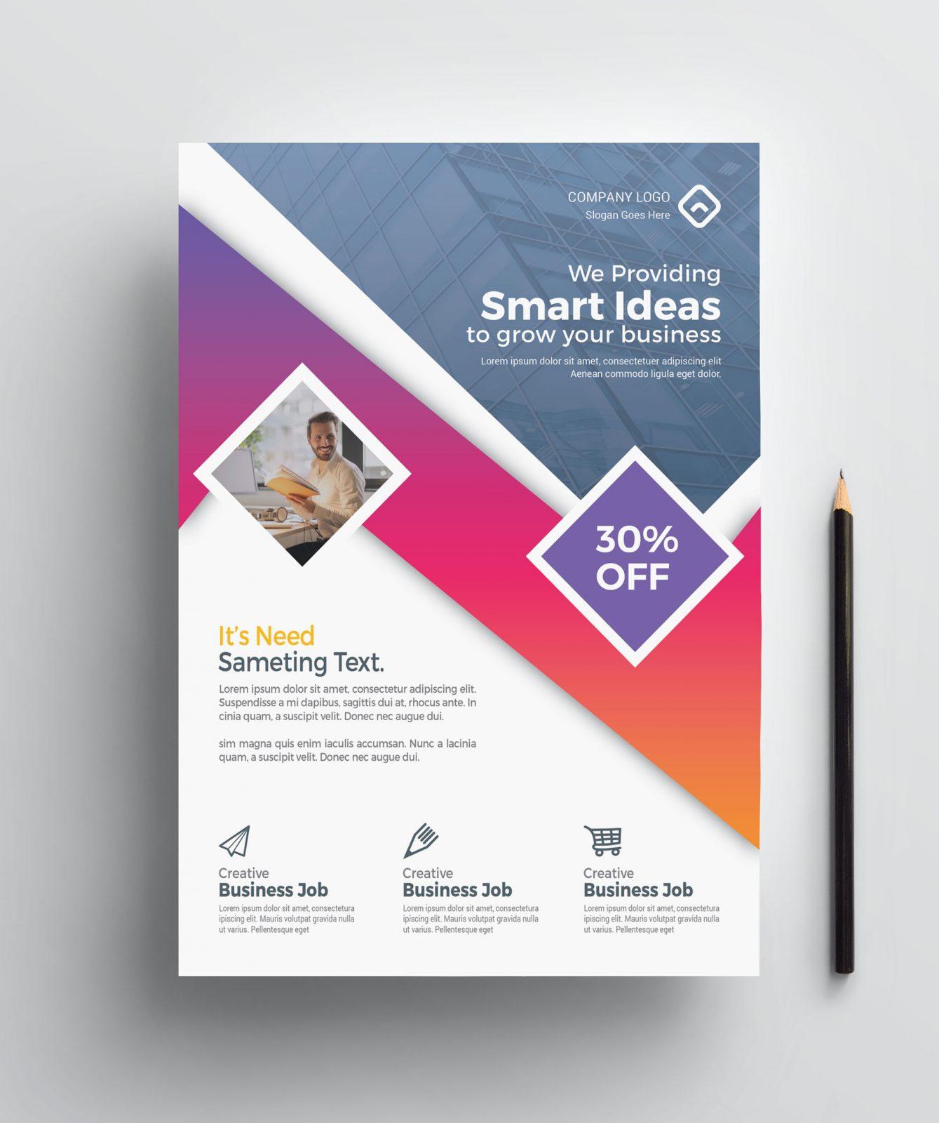 creative flyer designs 002776